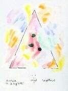 Miniatyr av akvarellen Makt 3