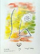 Miniatyr av akvarellen Jag 5
