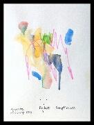 Miniatyr av akvarellen Frihet 5