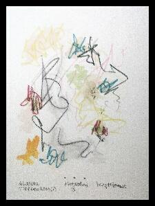 Akvarell Motstånd 3