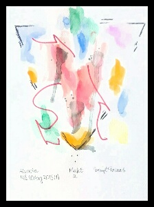Akvarell Makt 2