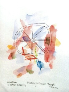 Akvarell Titel