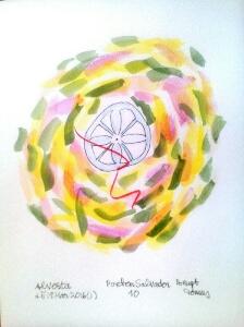 Akvarell Poeten Salvador 10