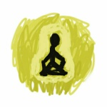 Symbol för meditation
