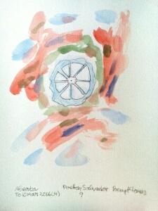 Akvarell Poeten Salvador 9