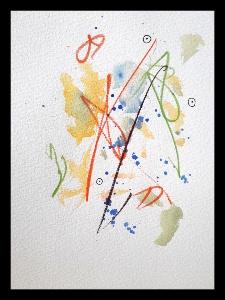 Akvarell Bengt Tomas 1