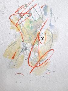 Akvarell Kommunen 1