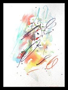 Akvarell MAGI Katherine Mills 1