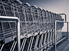 Symbol för shopping
